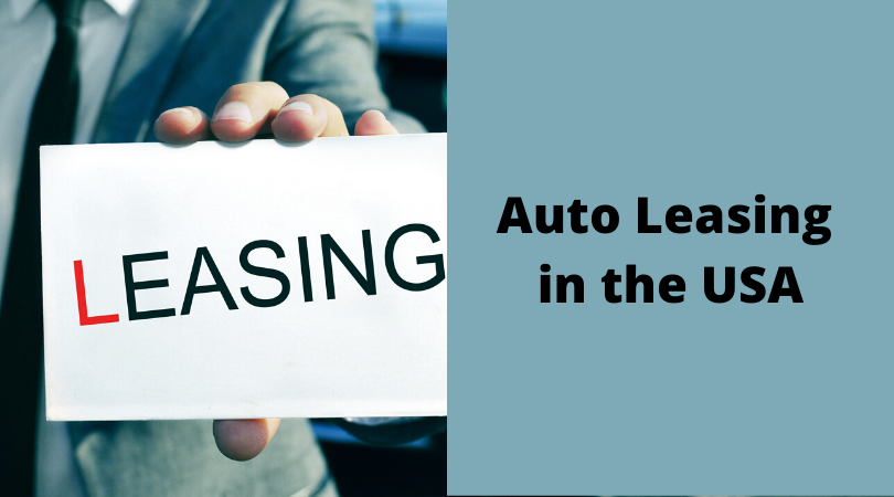 Auto Leasing in the USA