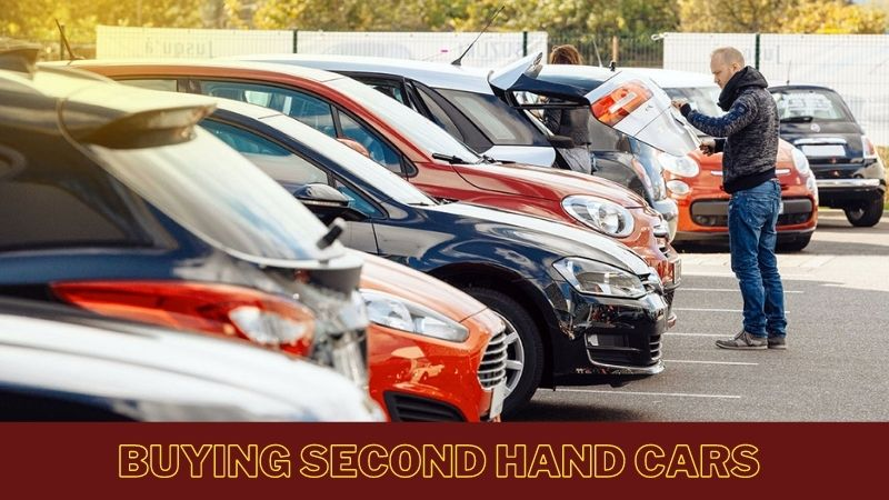 Buying Second Hand Cars